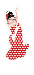 Trajes de flamenco para alquiler